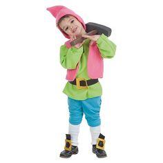 Disfraz Enanito Verde para niño