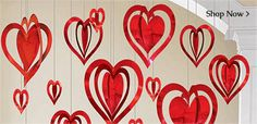 valentine day decoration printables