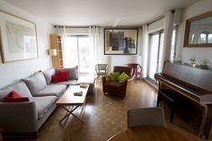 Ganhe uma noite no 3 comfortable rooms in cosy duplex with terrasse! - Apartamentos para Alugar em Paris-19E-Arrondissement…