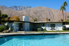 Sarah Bancroft's Favourite Palm Springs Hotels | House & Home