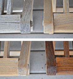 How To Refinish Teak Chairs