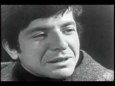 CBC Archives: Leonard Cohen Considers the Poetic Mind, 1966 - 1966 - A young Leonard Cohen explores the roots of his poetry with CBC-TV host Adrienne Clarkson. In this excerpt from Take 30, Cohen rejects the notion of artistic posterity and says, Im not interested in an insurance plan for my work.  See www.cbc.ca/archives for this and 12,000 other clips at the CBC Digital Archives.