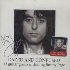 Jimmy Page | Autographed collectible