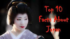 Top 10 facts about japan   Amazing facts about japan   japan facts    ja...