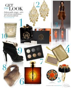 Get the Look CeciStyle V58: Fashion Identity