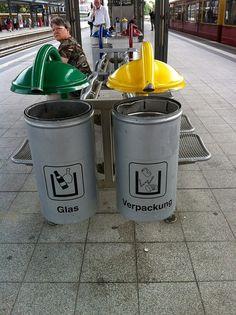 Berlin Bins by Burbank Green Alliance, via Flickr