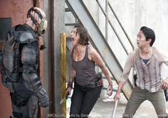 glenn rhee walking dead | The Walking Dead 3ª Temporada Episódio 1: Seed | The Walking Dead ...
