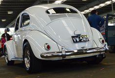 54 Beetle Fairfield Showground Sydney VW nationals. Photo D.Grace