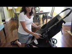 Baby Jogger City Mini Stroller Cleaning and Care - YouTube