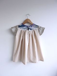 seashore girls dress