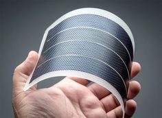 Small Thin Film Solar Panels