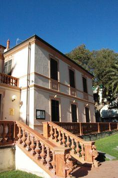 Taggia (IM), Arma di Taggia, Villa Boselli