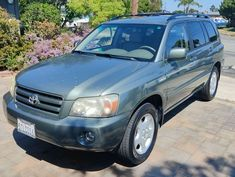 Used 2006 Toyota Highlander Limited in San Diego, CA for $3,399. View now on Cars.com. Fuel Efficient Cars, Best Family Cars, Reliable Cars, Toyota C Hr, Kia Sportage, New Tyres, Rear Window, Driving Test