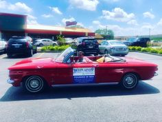Absolutely cannot wait to drive the convertible throughout the Des Plaines 4th of July parade.  Thanks to the Des Plaines Chamber of Commerce for the invite and to Accurate Auto Clinic's Mike Charewicz for supplying this beauty!  #RYM #DesPlaines #4thOfJulyParade #IndependenceDay #DesPlainesIllinois #DesPlainesIL #Chicagoland #DigitalMarketing #DigitalAgency #MarketingAgency #DesPlainesMarketing #SmallBusiness #SMB #SmallBusinessOwner #StylinAndProfilin #ChicagolandMarketing #DigitalStrategy