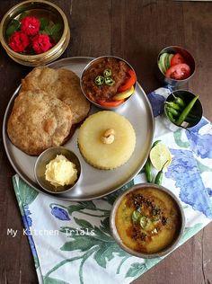 Kannada ootakarnataka meal a sneak peak into karnataka cuisine haryana puri halwa chole indian dessertsindian food recipesindian forumfinder Choice Image