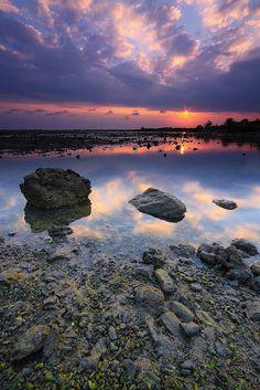 Serangan Island, Bali, Indonesia