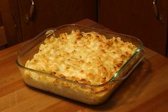 (A side dish for Christmas dinner) http://www.marthastewart.com/271998/perfect-macaroni-and-cheese