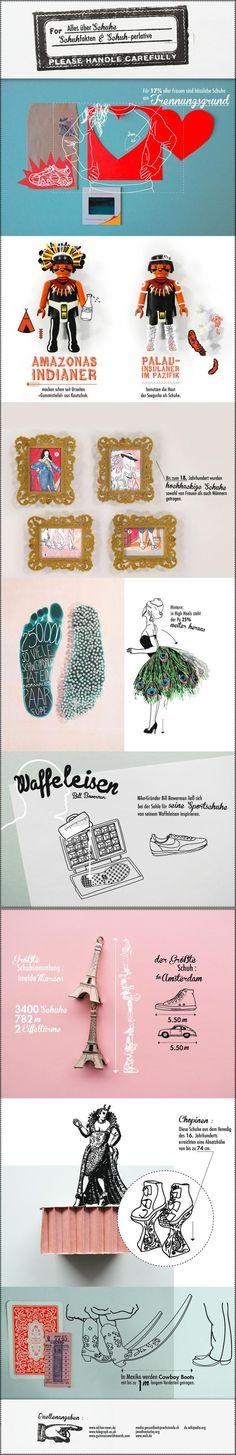 Erstaunliche Fakten über unsere Füße und alles, womit wir sie verpacken: http://www.zalando.de/alles-ueber-schuhe/