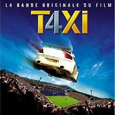 "Taxi 4 (stylised as T4xi) is a 2007 French comedy film directed by Gérard Krawczyk and the fourth installment of the Taxi series. As with all the other films in the Gallic Taxi franchise, Samy Naceri plays taxi driver ""Daniel Morales"", this time in a Peugeot 407 unlike the 406 in the previous films. Frédéric Diefenthal is ""Émilien Coutant-Kerbalec"", whilst Jean-Christophe Bouvet reprises his role as ""General Bertineau"" yet again. The film also features French footballer Djibril Cissé."