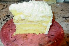 Limoncello Layer cake with marscapone and lemon curd frosting. Mom & I love the  Bertuccis version- trying this to see if it's close!
