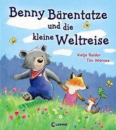 Benny Bärentatze und die kleine Weltreise: Amazon.de: Katja Reider, Tim Warnes: Bücher