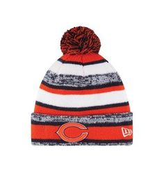 Chicago Bears On-Field Sport Knit Cap