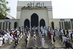 Bangladesh Regulates Friday Sermons After Dhaka Attack ‹ Newsweek ...