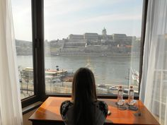 Amazing view of Buda Palace and the Danube. Taken by me. March/15