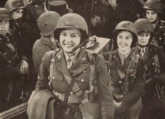 World War II Women Being Awesome