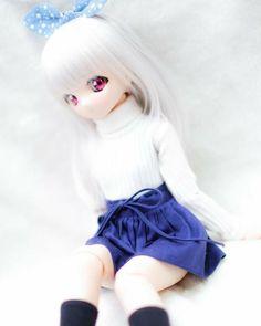 Anime Figures, Action Figures, Japanese Doll, Kawaii Doll, Asian Doll, Anime Dolls, New Dolls, Cute Crafts, Cute Dolls