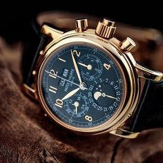 Patek Philippe 5004R coming up in our HongKong Important Watches auction on May 28th.
