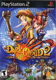 Playstation 2 - Dark Cloud 2