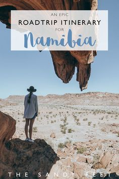 An Epic 11-Day Roadtrip Itinerary For Namibia