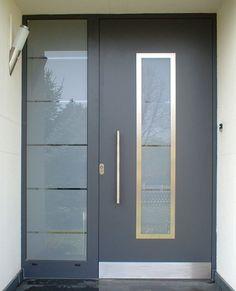puerta de aluminio interior - Buscar con Google