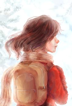 Lost (BokuDake Fanart) by FenHung anyone else watching Boku Dake ga Inai Machi? I'm really into it lately! This started out as a concept sketch for an art project but eventually became a sketch painting on one of the main charac...