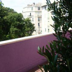 8 idées de terrasses et balcons en couleurs