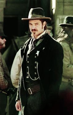 DEADWOOD  _Seth Bullock