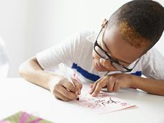 Have your kids write thank-you notes. Teachers pull out these notes for encouragement on tough days, and they save them long after the child has left the classroom.