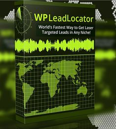 WP Lead Locator Review  Revolutionary New Tool To Produces Loads Of Laser Targeted Leads For Virtually Any Niche In Mere Seconds