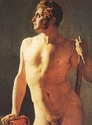 "New artwork for sale! - "" Male Torso by Jean Auguste Dominique Ingres "" - http://ift.tt/2oPBB5E"