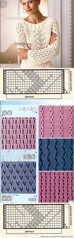 61 Ideas For Crochet Ganchillo Agujas Crochet Baby Bonnet, Crochet Baby Clothes, Lace Knitting, Knitting Stitches, Crochet Jacket, Knit Crochet, Crochet Blanket Patterns, Knitting Patterns, Crochet Bookmarks