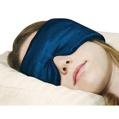 Sleep Master Sleep Mask With Earplugs Sleeping mask