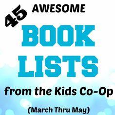 45 Awesome Book Lists (A list of lists)