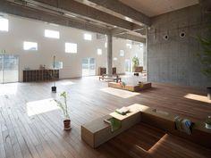Jardín de Niños Cristo el Rey de Atelier Cube en Hyogo, Japón.