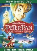 Peter Pan (1953) (✔️)