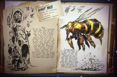 Giant bee - ark survival evolved