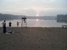 Bush Lake Beach, Bloomington, MN, Spent many summer days here.