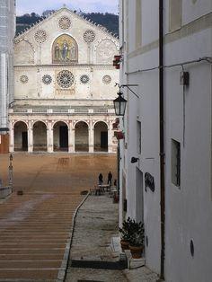 Spoleto - Italy                                                                                                            Spoleto             by        darko82      on        Flickr
