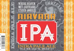 This April, Brewery Ommegang will launch Nirvana IPA, its first-ever American-style India Pale Ale, across New York, New Jersey and Connecticut.
