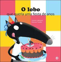 O Lobo Que Queria Uma Festa de Anos , Orianne Lallemand, Éléonore Thuillier - . Compre o seu livro na Fnac.pt